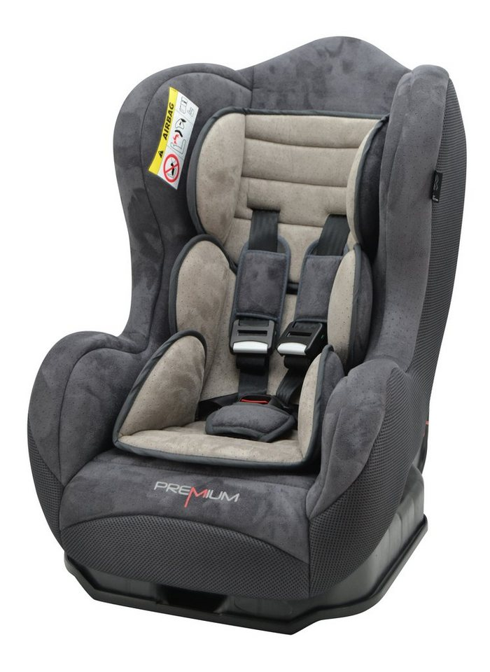 Kindersitz »Cosmo SP Premium« in grau