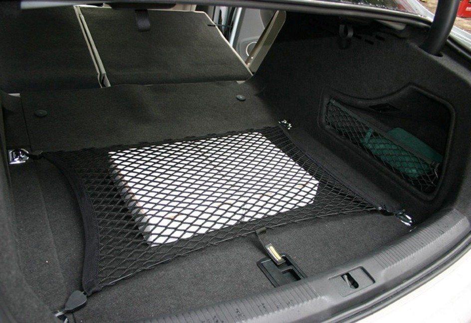 Kofferraumnetz in schwarz