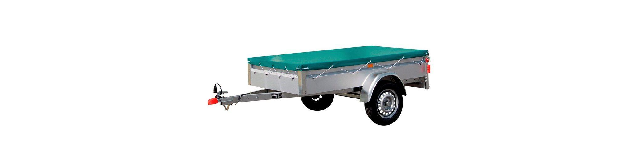 Anhänger-Flachplane, für STEMA 550er