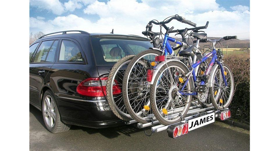 Erweiterung für Fahrradheckträger