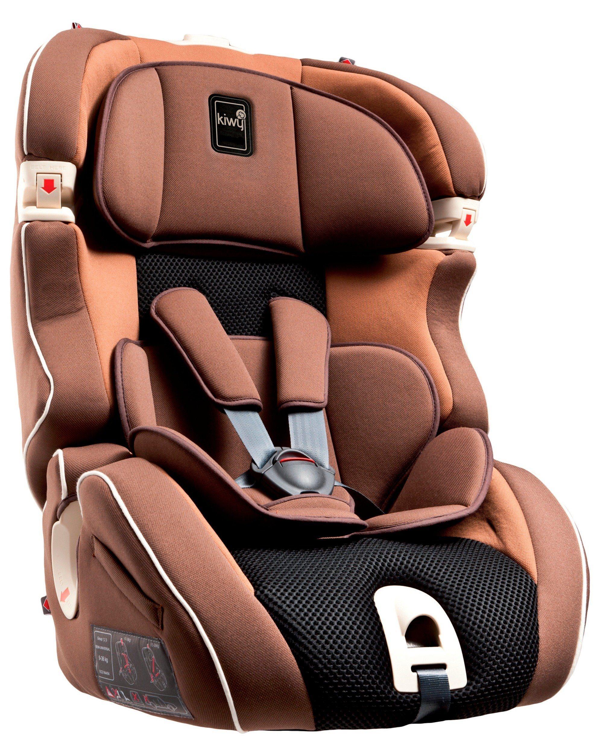 Kiwy Kindersitz »kiwy SL123 Universal, mokka«