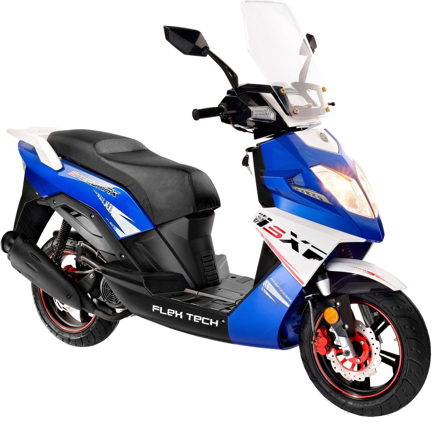 Flex Tech Motorroller »Speedmax«, 125 ccm, 85 km/h