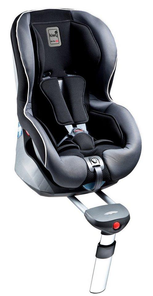 Kindersitz »SPF1«, 9 -18 kg, mit Isofix und SA-ATS System in schwarz