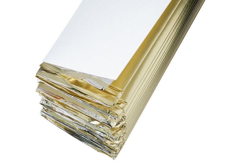 Laminatunterlage »Gold Rapid« in gelb