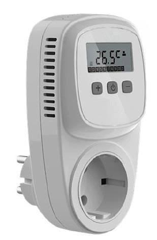 Thermostat »RT-1« in schwarz