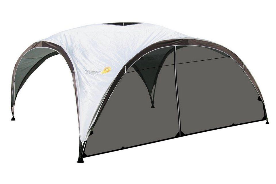 COLEMAN Zelt »Event Shelter 4,5 x 4,5 Mesh Door« in transparent