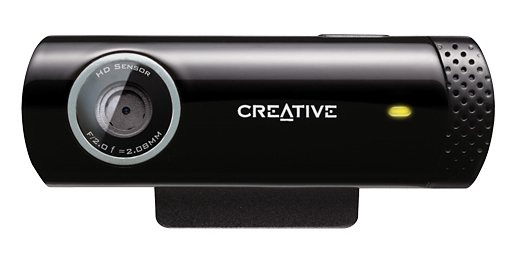 Creative Webcam »LIVE! Cam Chat HD USB-Webcam mit Mikro«