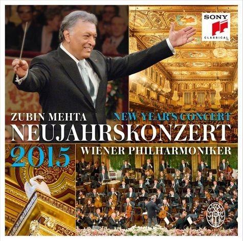 Audio CD »Zubin Mehta/Wiener Philharmoniker:...«