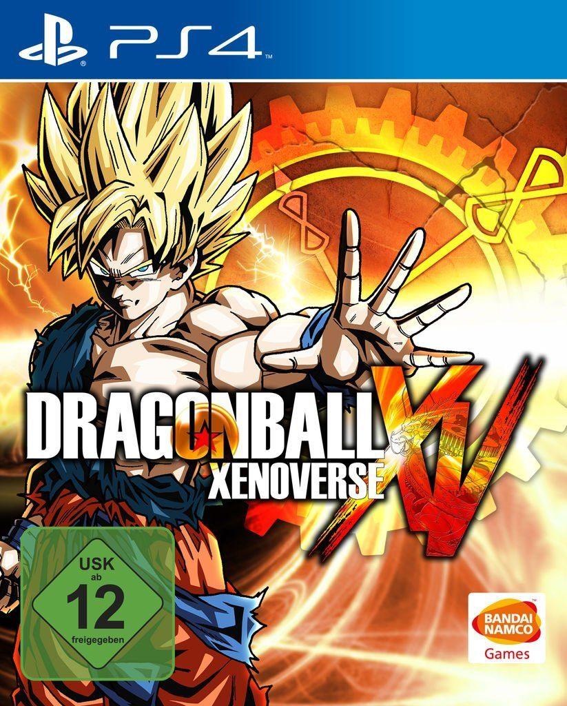 Bandai Playstation 4 - Spiel »Dragon Ball Xenoverse«
