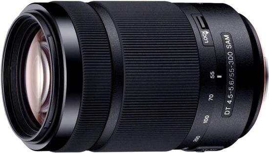 Sony »SAL-55300« Teleobjektiv