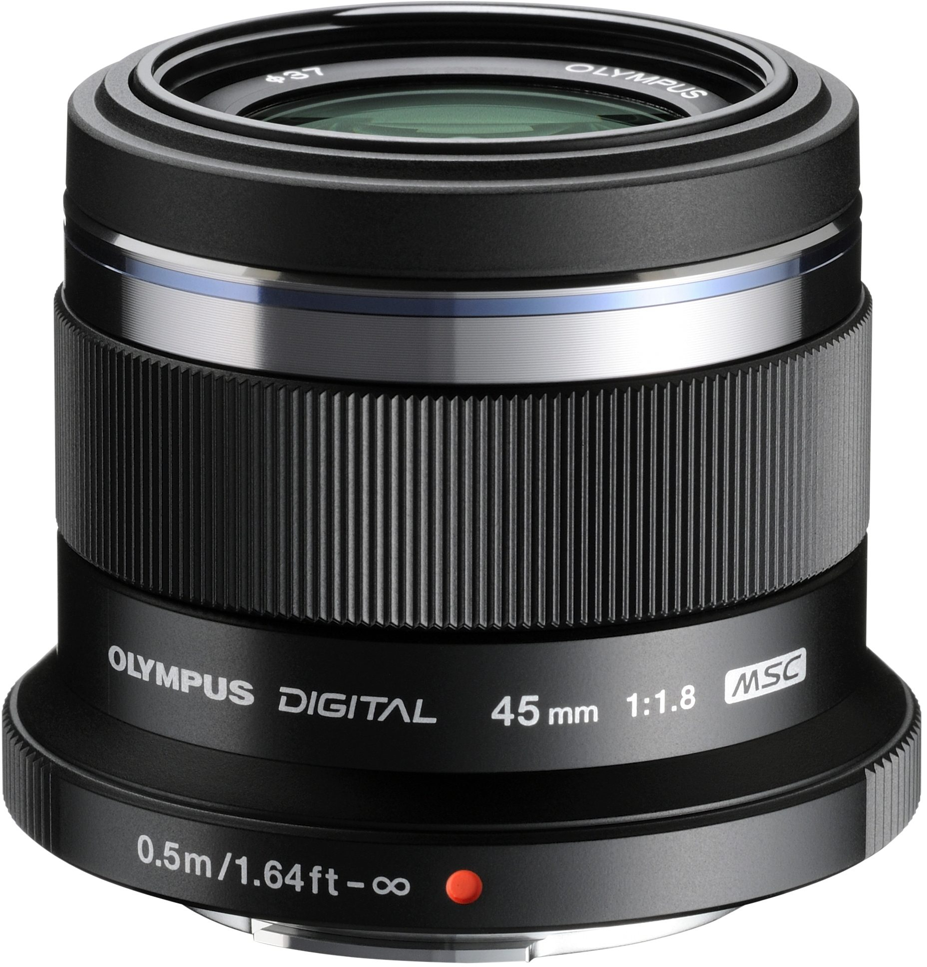 Olympus M.ZUIKO DIGITAL 45mm 1:1.8 Festbrennweite Objektiv