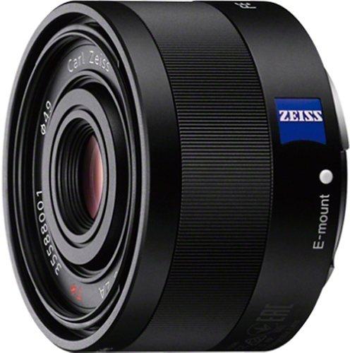 Sony SEL-35F28Z Sonnar® T* FE 35 mm F2,8 ZA Weitwinkel Objektiv in schwarz