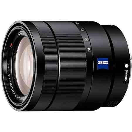 Sony SEL-1670Z Vario-Tessar® T* FE 16 – 70 mm F4 ZA OSS Standardzoom Objektiv
