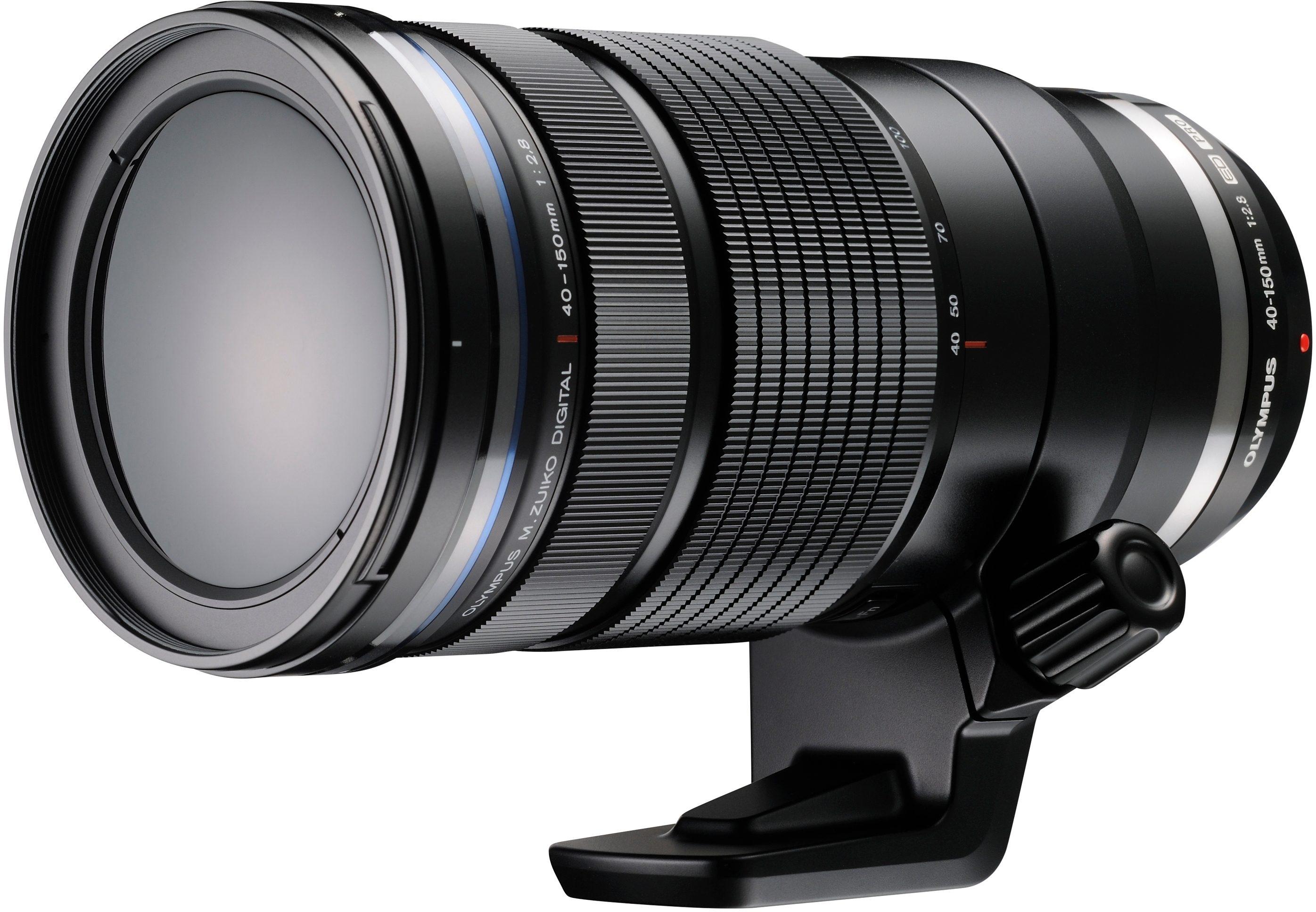 Olympus M.ZUIKO DIGITAL 40-150mm 1:2.8 PRO Telezoom Objektiv