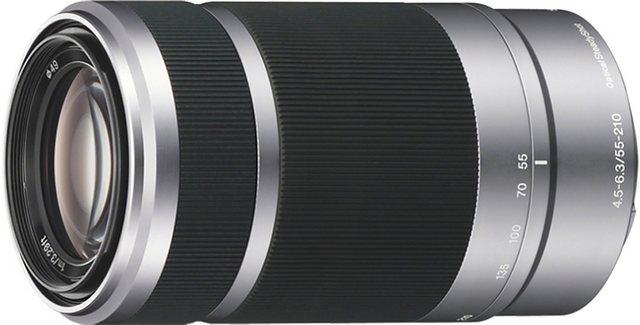 Objektive - Sony »SEL 55210« Teleobjektiv  - Onlineshop OTTO