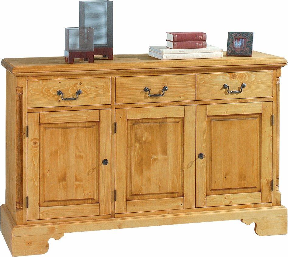Premium collection by Home affaire Sideboard »Oxford«, Breite 144 cm in honigfarben