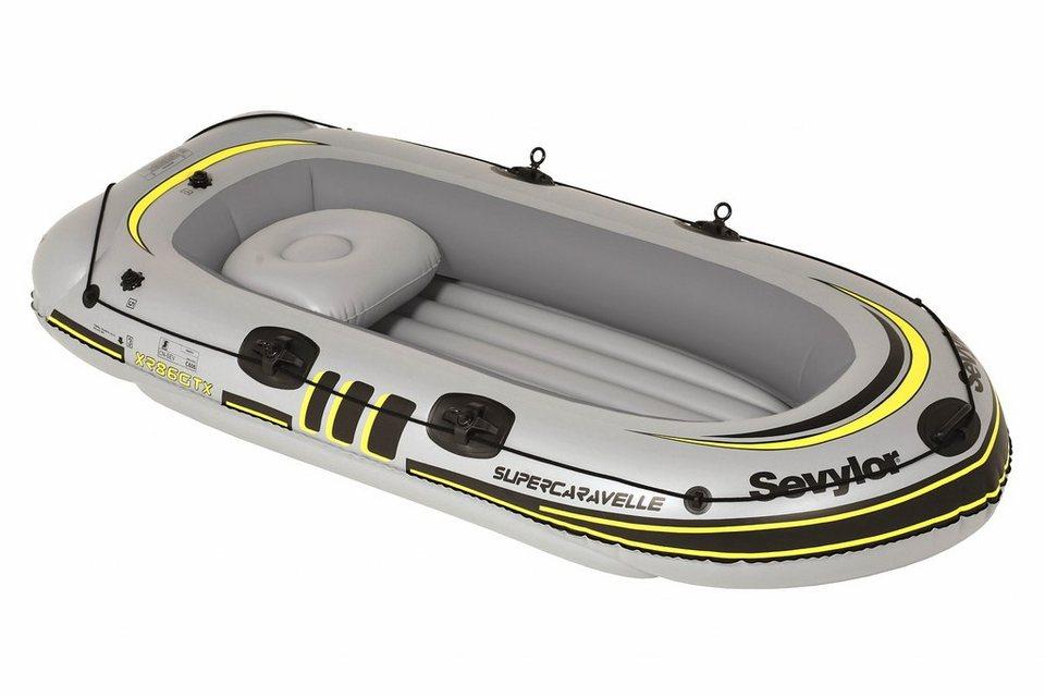 Sevylor Schlauchboot »Supercaravelle XR86GTX-7 Schlauchboot« in grau