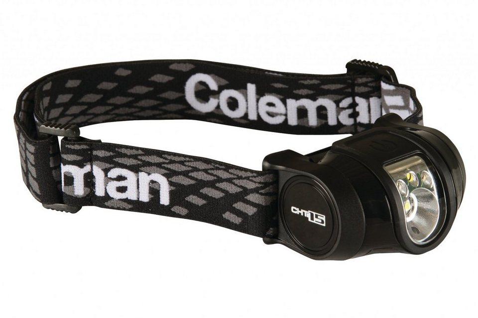 Coleman Camping-Beleuchtung »CHT15 Headlamp« in schwarz