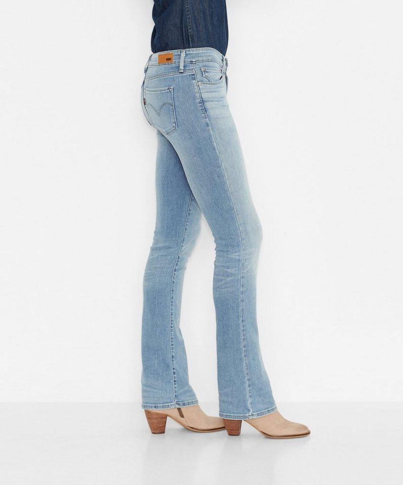 Levi's® Jeans »DC Bootcut« in OCEAN AIR