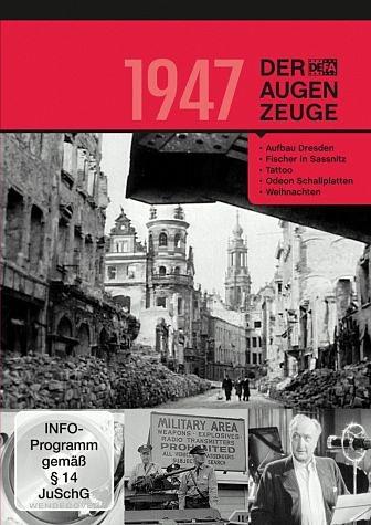 DVD »Der Augenzeuge 1947«