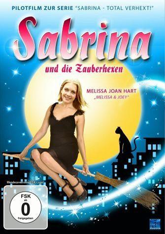DVD »Sabrina und die Zauberhexen«