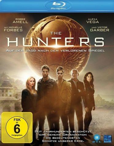 Blu-ray »The Hunters - Auf der Jagd nach dem verlorenen...«