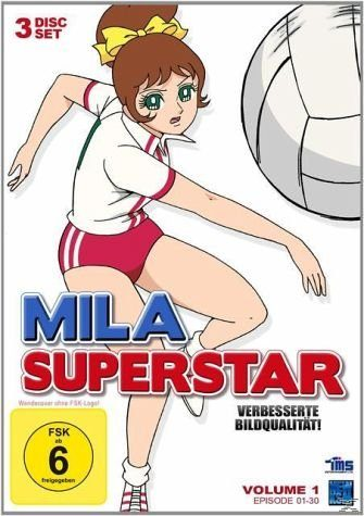 DVD »Mila Superstar - Box 1«