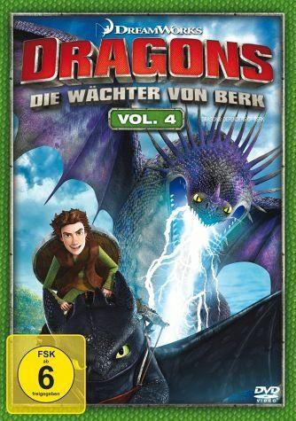 DVD »Dragons - Die Wächter von Berk, Vol. 4«