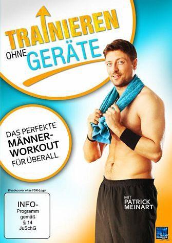 DVD »Trainieren ohne Geräte - Das perfekte...«