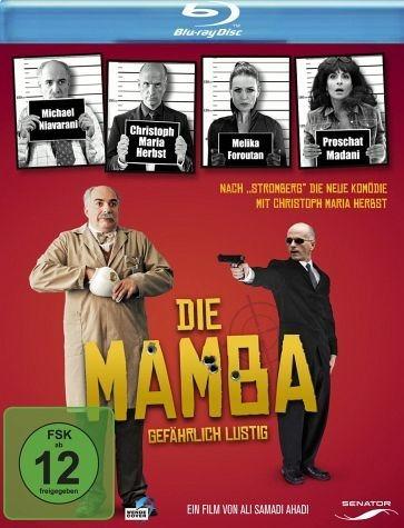 Blu-ray »Die Mamba - Gefährlich lustig!«