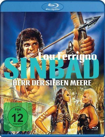 Blu-ray »Sindbad - Herr der sieben Meere«