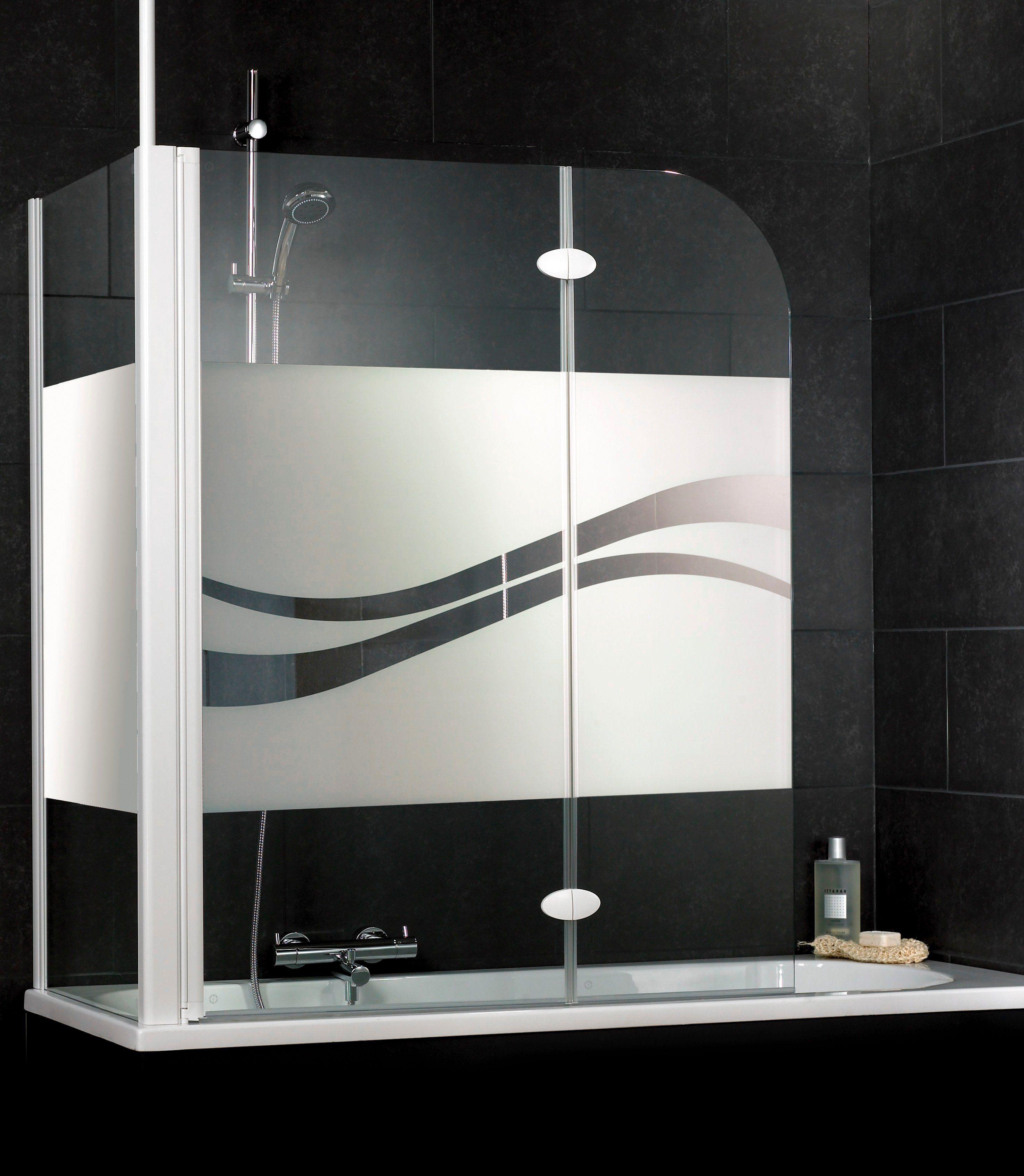 Schulte Set: Badewannenaufsatz »Liane«