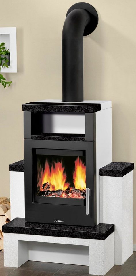 kaminofen hamar 7 kw brennstoff automatikregelung online kaufen otto. Black Bedroom Furniture Sets. Home Design Ideas