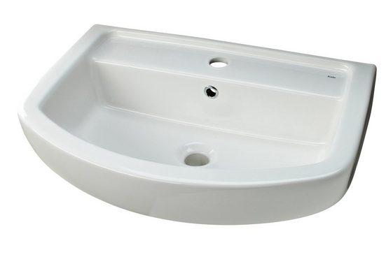 Keramik Waschtisch / Waschbecken »Ondo«, Breite 60 cm