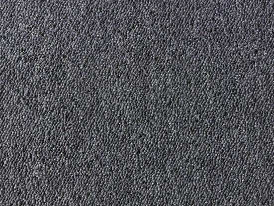 Teppichfliese »Neapel mittelgrau«, 4 Stück (1 m²), selbstliegend