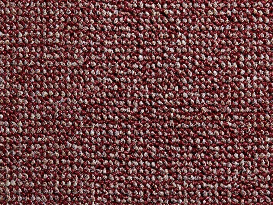 Teppichboden »Marlo«, Breite 400 cm in rot