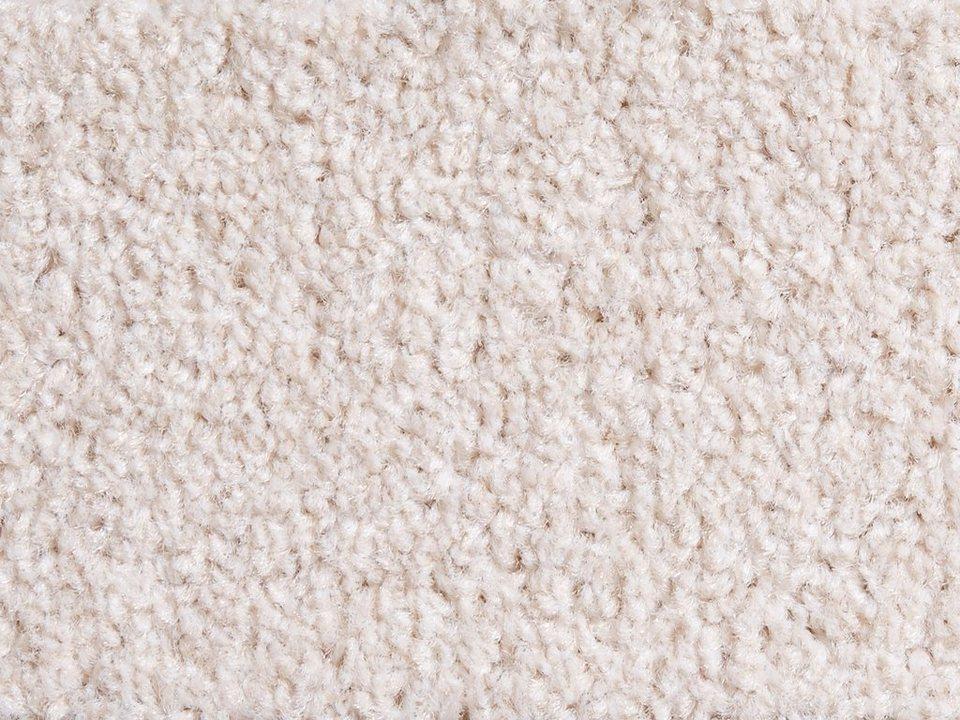 Teppichboden »Fiona«, Breite 400 cm in cremefarben