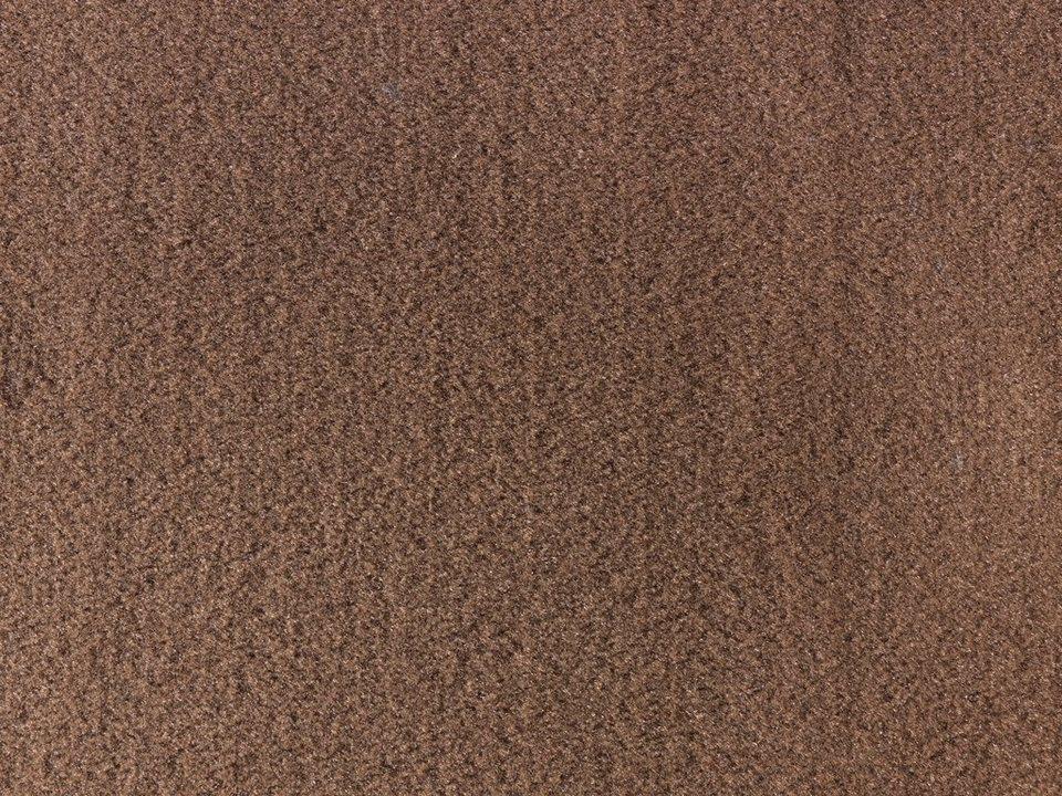 Teppichboden »Kira«, Breite 400 cm in braun