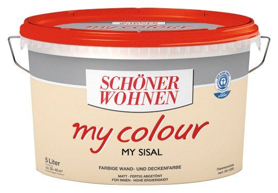 Innenfarbe »my colour«, my sisal