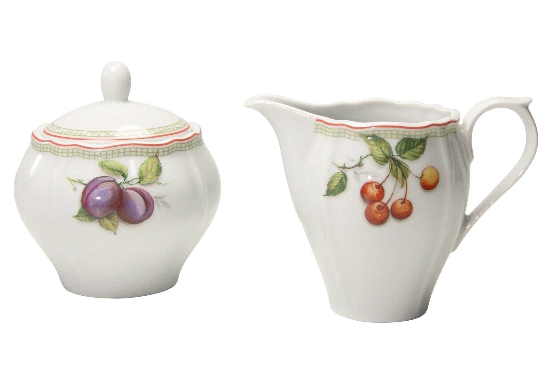 Milch/Zucker-Set, 2-teilig, »Flora Orchard«