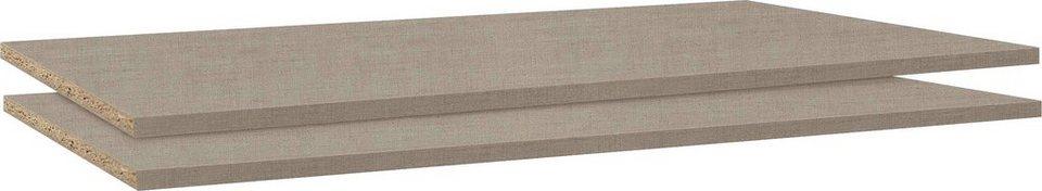 rauch pack s einlegeb den zubeh r 2er set otto. Black Bedroom Furniture Sets. Home Design Ideas
