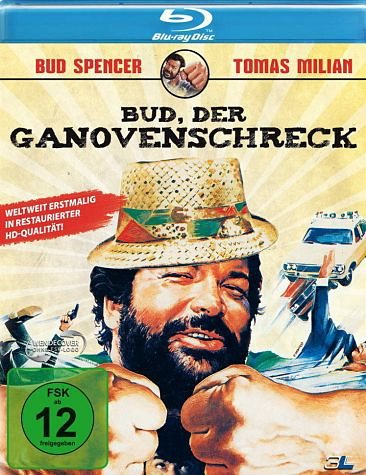 Blu-ray »Bud, der Ganovenschreck«