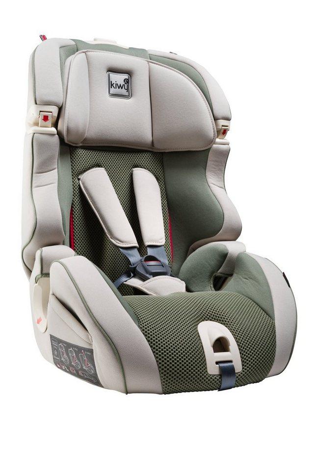 Kindersitz »Kiwy S123« in grün
