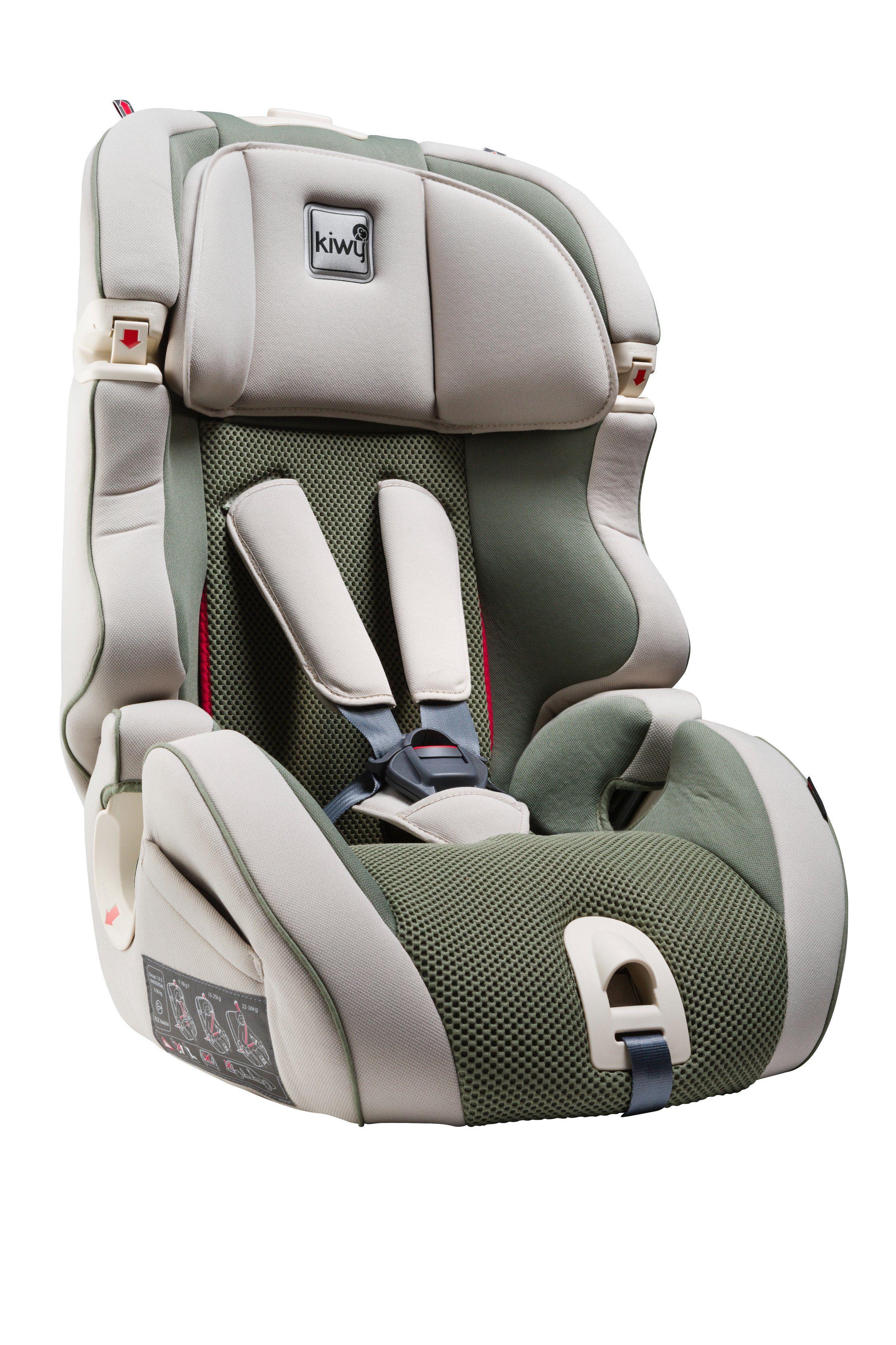 KIWY Kindersitz »S123«, 9 - 36 kg