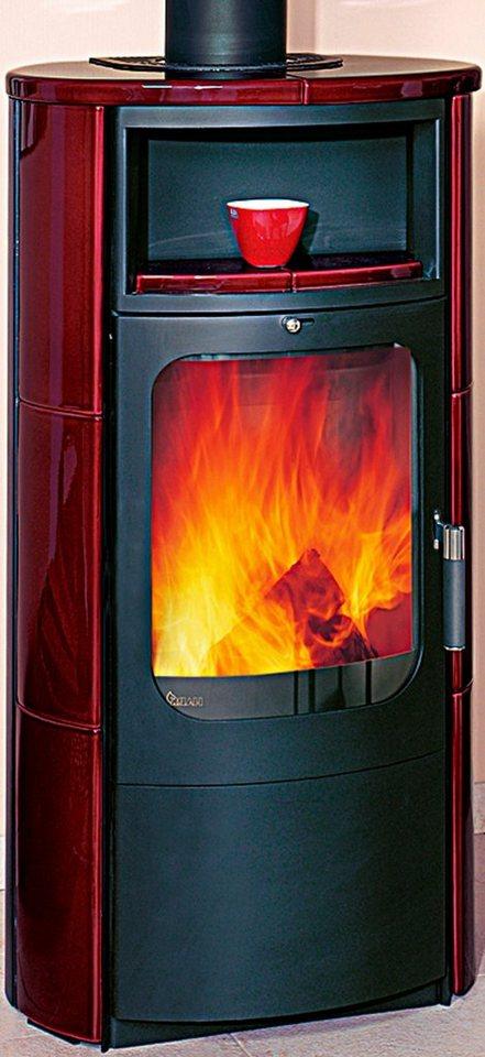 Hark Kaminofen »Barolo« 7 kW, Dauerbrand in schwarz