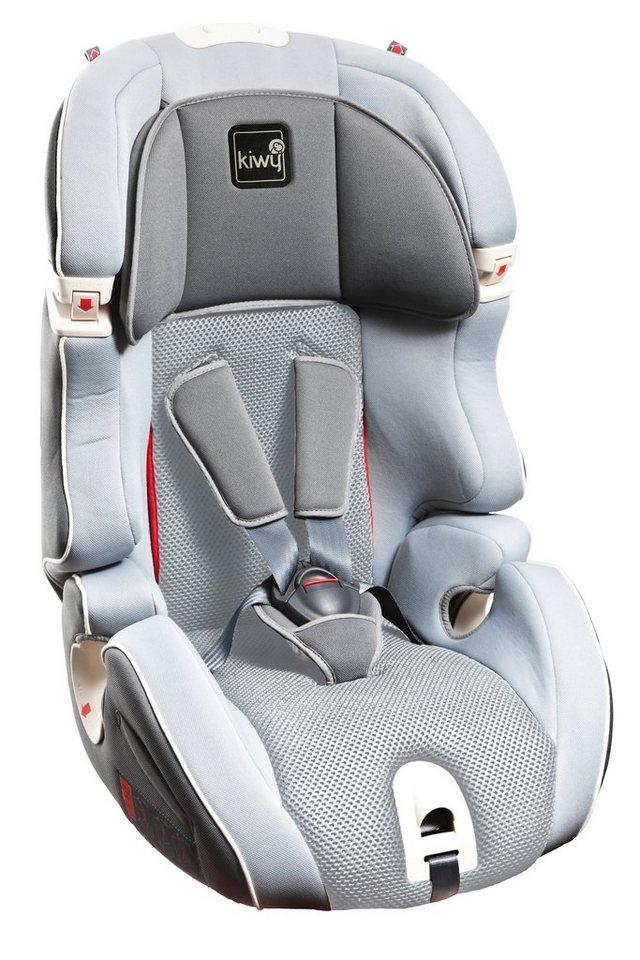 Kindersitz »Kiwy S123« in grau