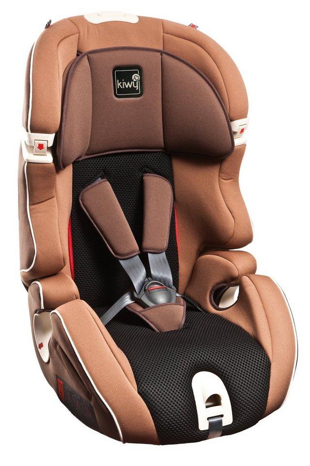Kiwy Kindersitz »Kiwy S123« in braun