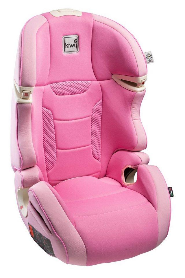 Kindersitz »Kiwy S23« in rosa