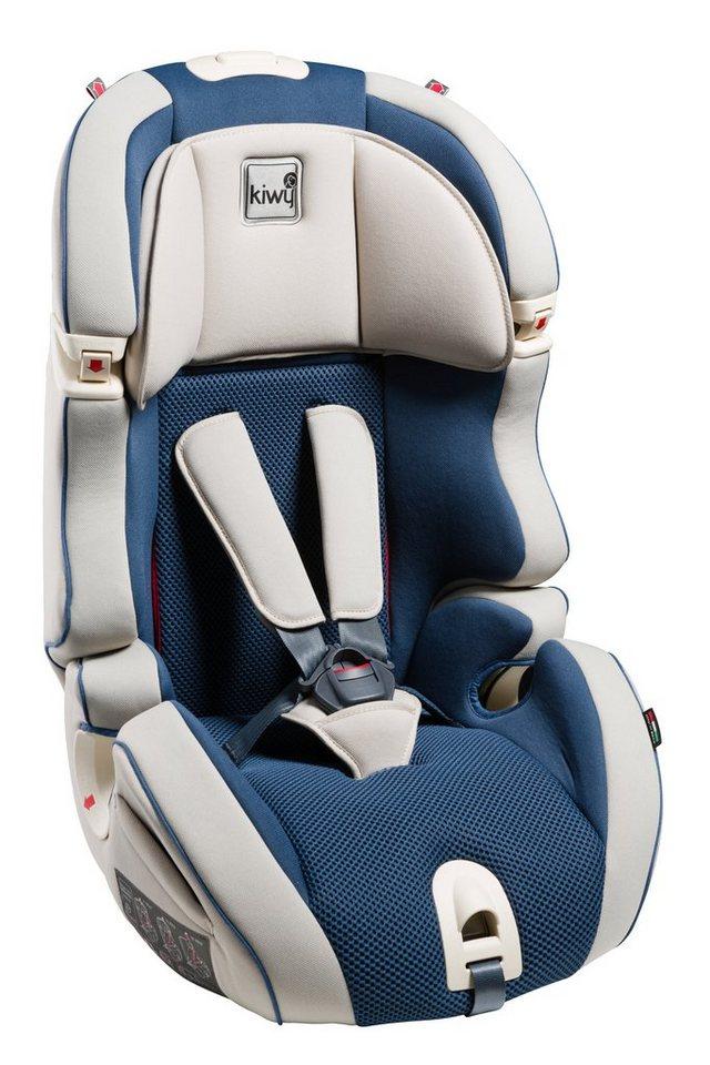 Kindersitz »S123«, 9 - 36 kg, als Booster umbaubar in blau