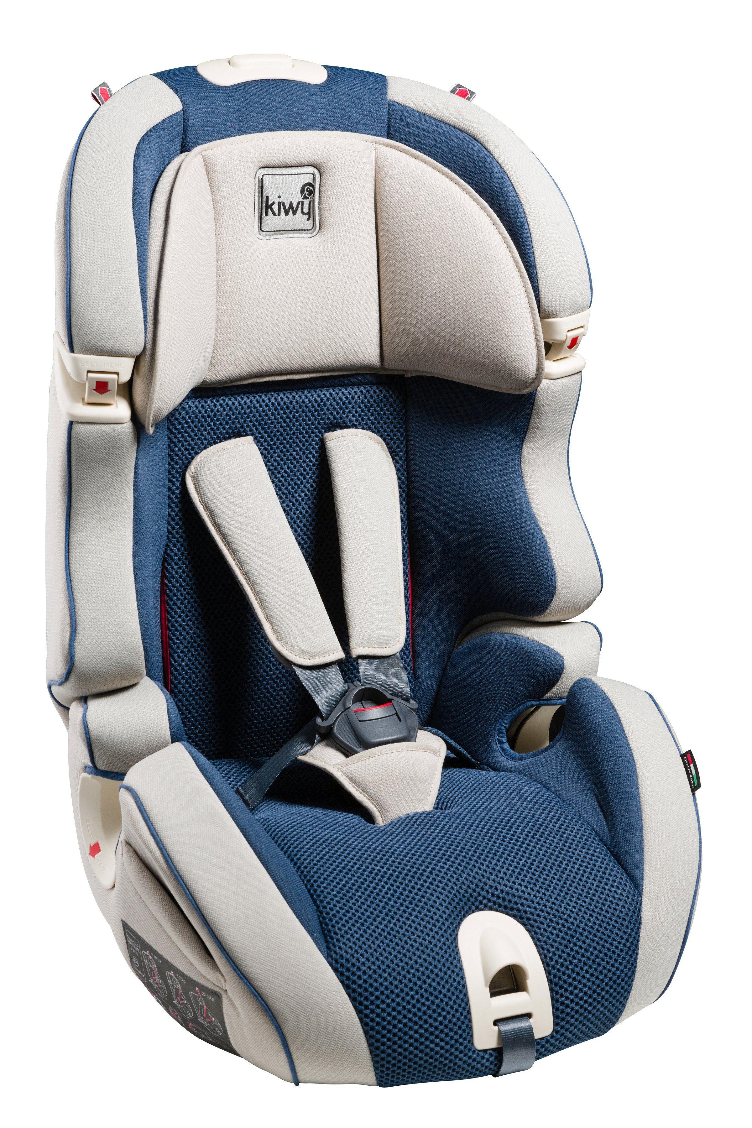 Kindersitz »S123«, 9 - 36 kg, als Booster umbaubar
